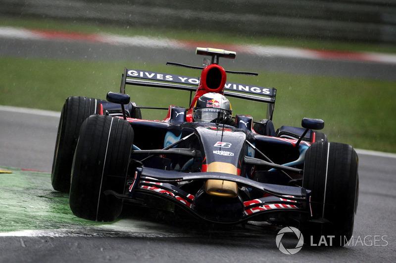 Sebastian Vettel, Scuderia Toro Rosso STR03