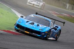 #97 Rossocorsa Ferrari 488: Tommaso Rocca