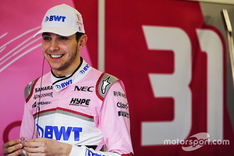 Esteban Ocon: o sonho da Mercedes