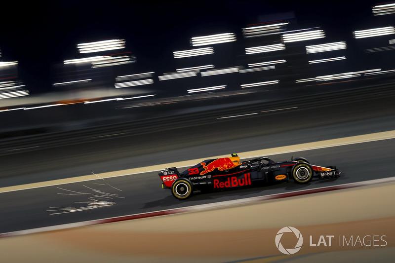 15. Max Verstappen, Red Bull Racing RB14