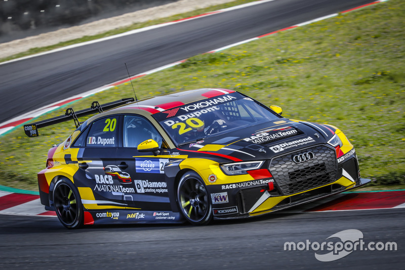 Comtoyou Racing – Audi RS3 LMS