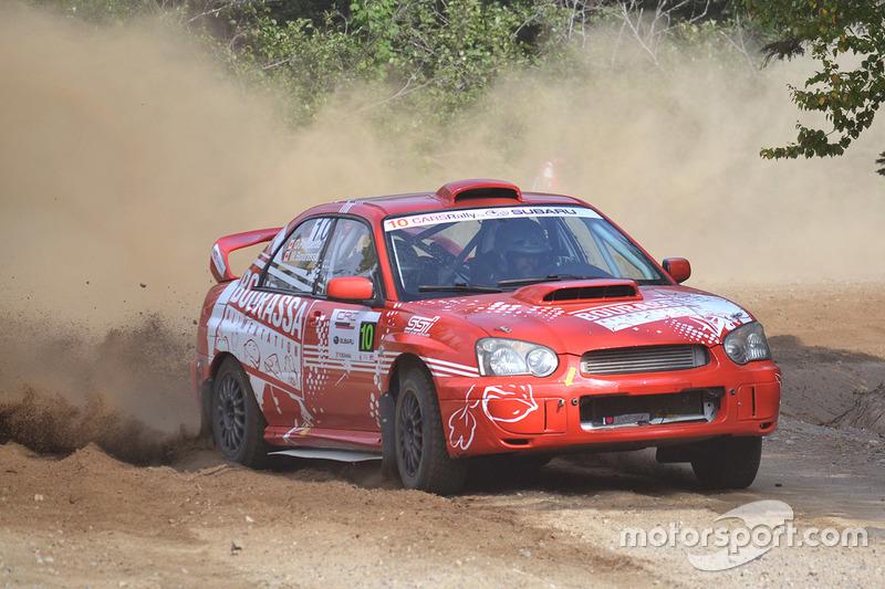 Marc Bourassa, Daniel Paquette, Subaru Impreza