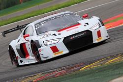 #75 ISR Audi R8 LMS: Marlon Stockinger, Edoardo Mortara, Filip Salaquarda