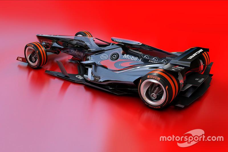 Concept McLaren 2030