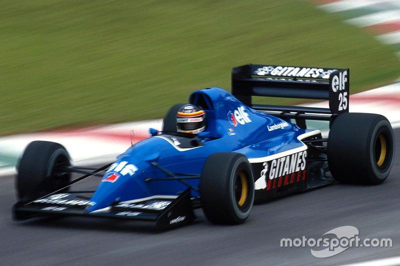 Lamborghini: 1991 Ligier und Modena