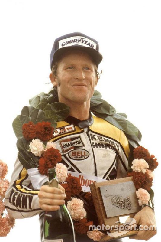 Sieger Kenny Roberts, Yamaha