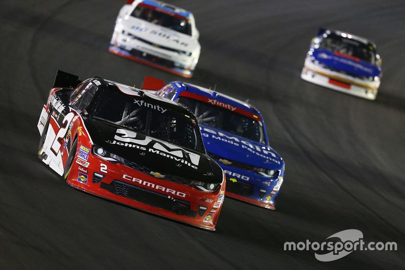 Sam Hornish Jr., Richard Childress Racing, Chevrolet