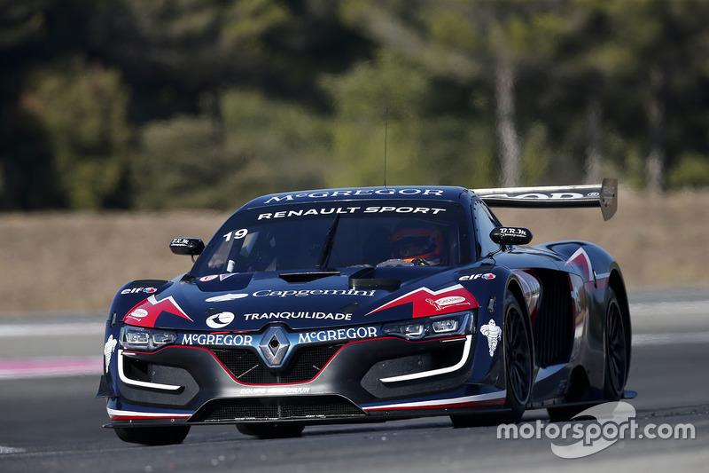 #19 Equipe Verschuur Renault RS01: Mike Verschuur, Miguel Ramos
