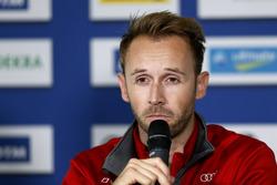 Conferencia de prensa: René Rast, Audi Sport Team Rosberg, Audi RS 5 DTM