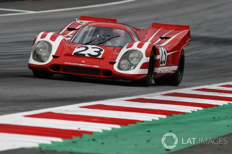 Гельмут Марко, Porsche 917K