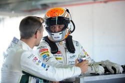 Marco Sorensen und Matthias Lauda, Aston Martin Racing