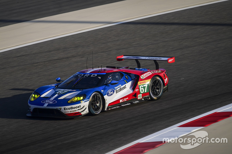 Ford Chip Ganassi Racing Team Uk Ford Gt Andy Priaulx Harry Tincknell
