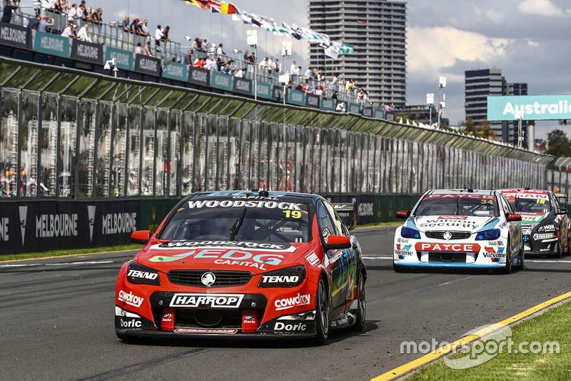 Will Davison, Tekno Autosports, Holden