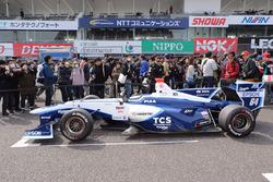 Nakajima Racing car of Daisuke Nakajima