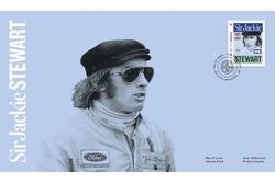 Briefmarke: Jackie Stewart