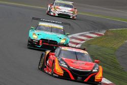 #8 Autobacs Racing Team Aguri Honda NSX Concept GT: Tomoki Nojiri, Takashi Kobayashi