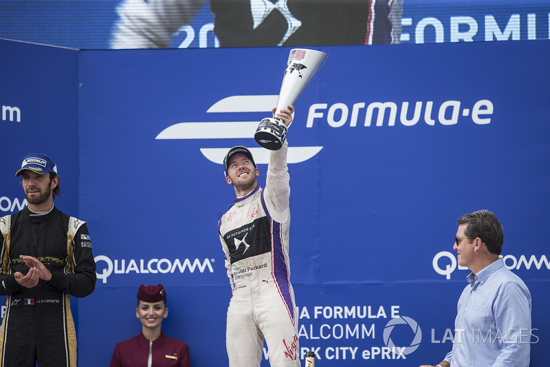 1. Sam Bird, DS Virgin Racing