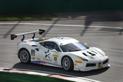 #111 Scuderia Corsa - Ferrari of Beverly Hills: Karl Williams