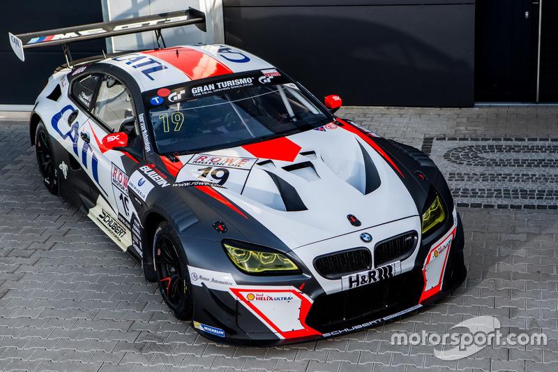 Schubert Motorsport, BMW M6 GT3