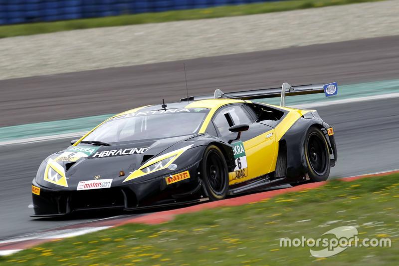 #6 HB Racing WDS Bau, Lamborghini Huracán GT3