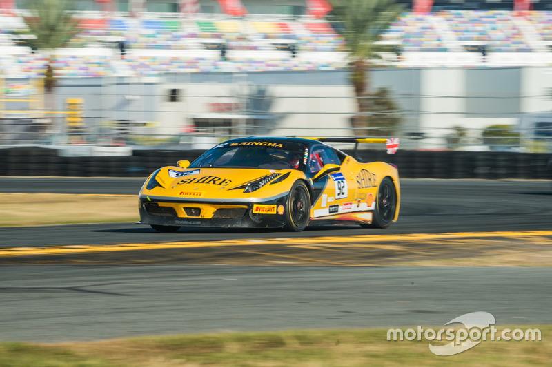 Sam Smeeth, Stratstone Ferrari