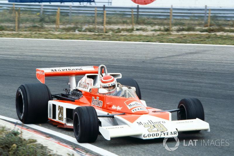 Нельсон Піке, McLaren M23-Ford