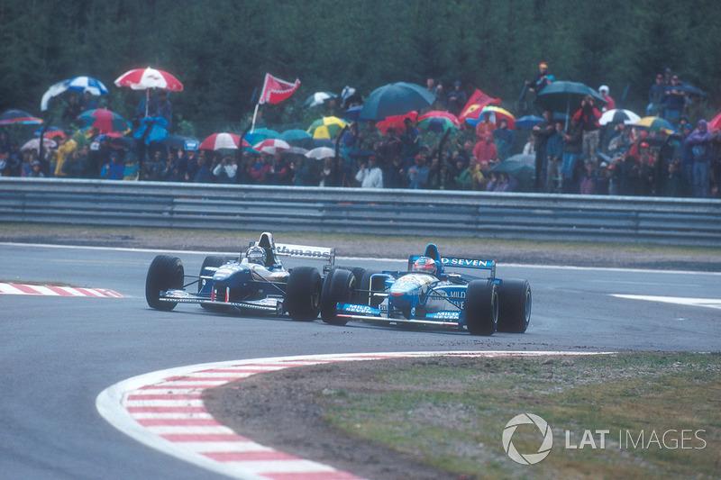 Гран Прі Бельгії 1995