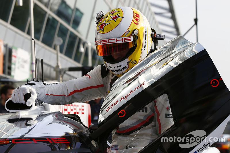 Earl Bamber, Porsche Team