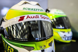 Casco de Mike Rockenfeller, Audi Sport Team Phoenix, Audi RS 5 DTM