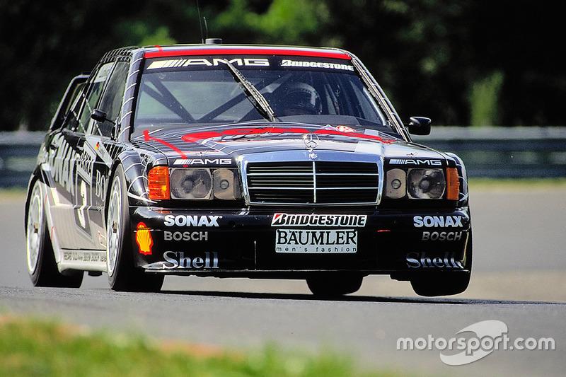 1992: Klaus Ludwig, Mercedes-AMG 190 E 2.5-16 Evo II