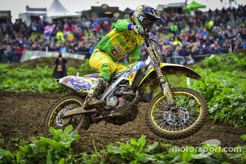 Hunter Lawrence, Team Australia