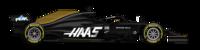 Haas-FerrariVF-19