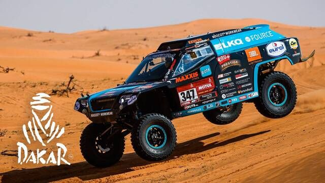 Dakar 2021: Stage 6 Highlights - Cars
