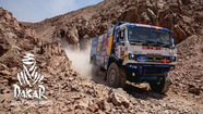 Dakar Rally: Day 7 highlights - Trucks
