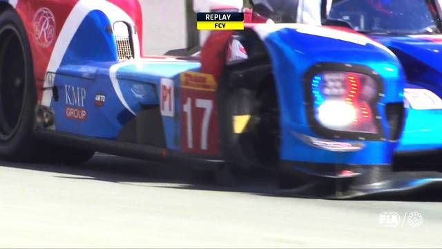 6 Hours of Spa: Orudzhev loses a wheel