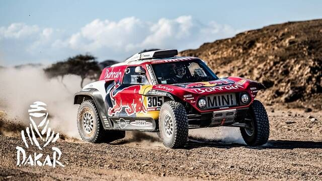 Dakar 2020: Day 2 Highlights - Cars and SSV