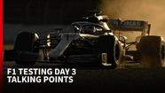 F1 testing 2019: The Mercedes mystery