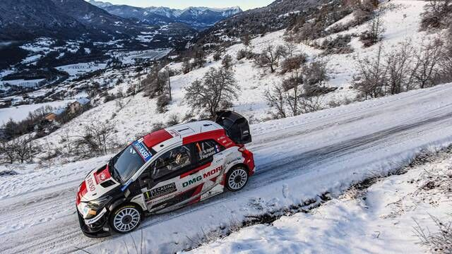 Rallye Monte-Carlo: Highlights Stages 8-9