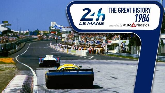 24 Hours of Le Mans - 1984