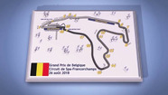 Guide des circuits F1 2018 : Spa-Francorchamps