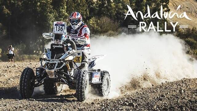 2020 Andalucia Rally - Day 1