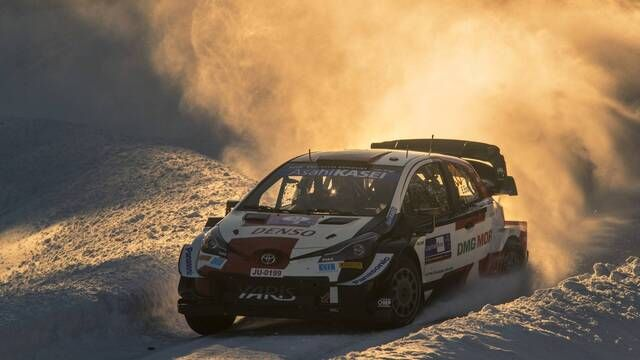 Arctic Rally Finland - Power Stage