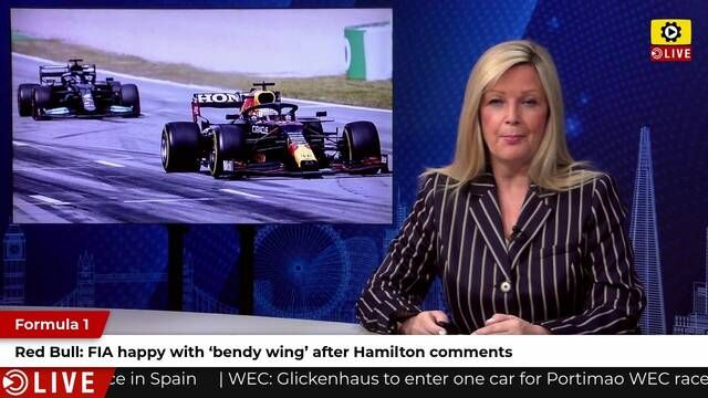 F1: FIA happy with Red Bull's wings