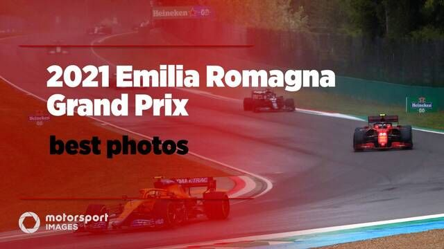 Grand Prix Greats – 2021 Emilia Romagna GP best photos
