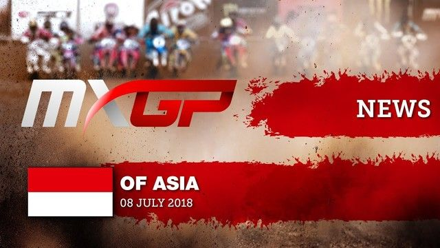 Highlights kualifikasi MXGP Asia