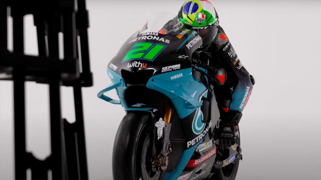 Les coulisses du photoshoot d'avant-saison de Petronas SRT