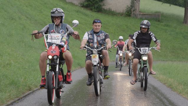 Red Bull Alpenbrevet 2018 - Gang Of The Year