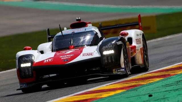 WEC : Spa - Les temps forts des qualifications