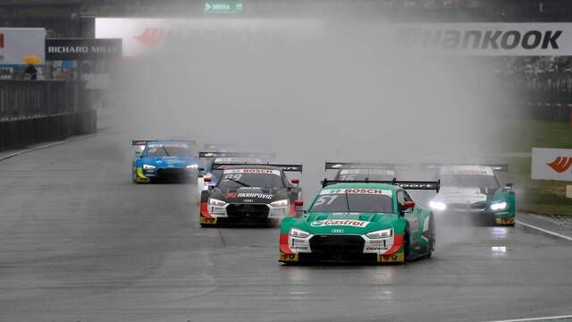 DTM-Finale in Hockenheim: Rennen 2 Highlights
