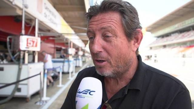 WEC Prologue: Gérard Neveu interview